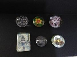 Decorative Paperweights