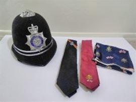 Metropolitan Police Custodian Helmet