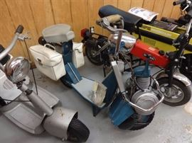 Micron scooter