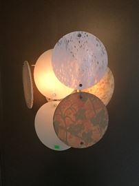 Rui Sconces from Fortuny. 4 available
