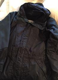 nice men's Columbia jacket