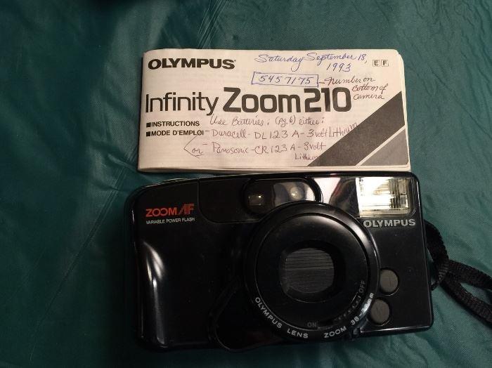 Olympus Infinity Zoom 210