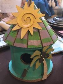 custom bird houses