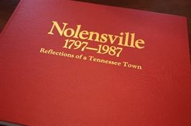 This book is not for sale, but we wanted to share the unique history of the home.