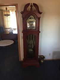 Emporer Grandfather clock