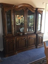 Large dining hutch