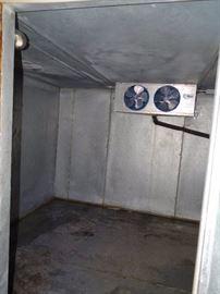 20' X 10' Carroll's Coolers Inc. Cooler/Freezer Co ...