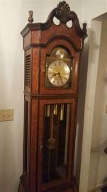 $350   Antique clock