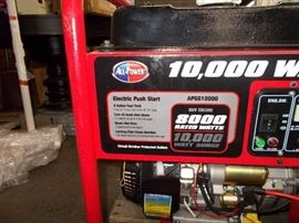 All Power 10,000 Watt Generator