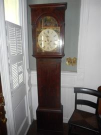 Grandfather clock (No weights does not work)