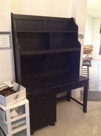 New upright desk