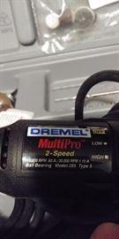 Dremel Multi-Pro Tool