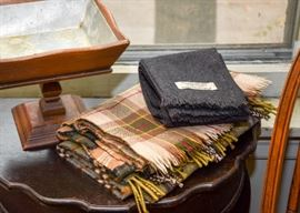 Winter Scarves (Including Burberry)