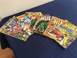 Old comics cover price $.15 to$.25.    Asking $1.00 each