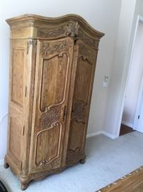 Entertainment and Storage matches sleigh bed $125