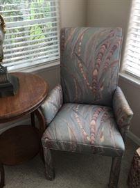 Parsons chair $25