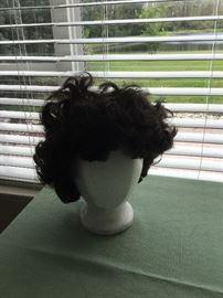 Real hair wig $10