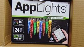 Applights - LED ice sickles