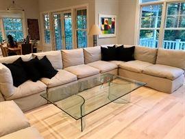 9 Pc Sectional Sofa
