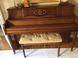 Marantz upright piano, in excellent condition, just needs a little tuning.