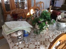 Many antique and vintage smalls