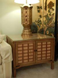 LAMP TABLE & PAGODA LAMP