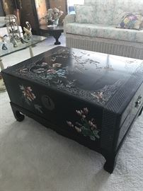 ASIAN STORAGE TABLE