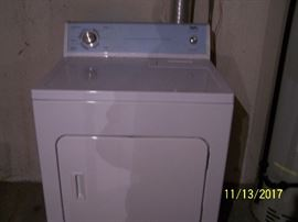 Electric dryer $65