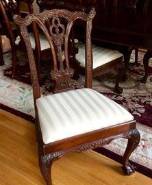Upholstery seats