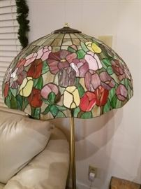 What is better than tulips on your lampshade?