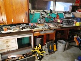 Old delta table saw