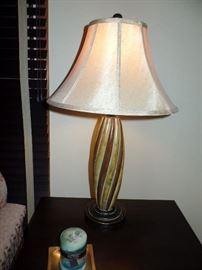Matching lamps by Anthony -California Inc