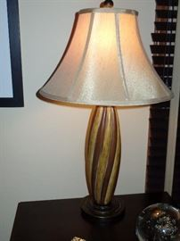 Matching lamps by Anthony -California Inc.