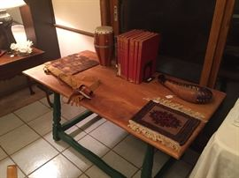 Cute Farm Table