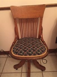Vintage Rolling Chair