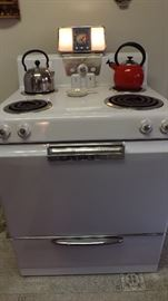 'Thrifty Thirty' professionally restored kitchen range