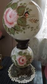 grandmother's lamp