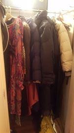 Fur, Down Coats & More