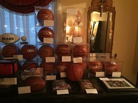 Basketball collection autographed 1995–97  make your highest best offer
