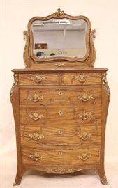 Many unusual pieces antique furniture