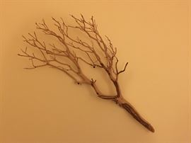 Branch Wall Decor. Family Heritage Estate Sales, LLC. New Jersey Estate Sales/ Pennsylvania Estate Sales.