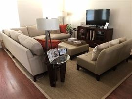 Haverty Sectional