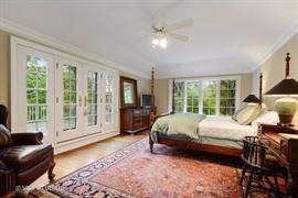Harden furniture, bedroom set, Large Karastan rug