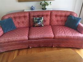 Beautiful sofa (not a sleeper)