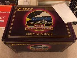 Train Transformer