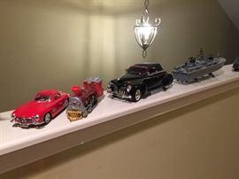 Model Cars & Boats