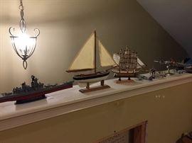 Model Ships/Boats