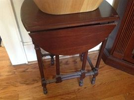 Drop Leaf Table $ 140.00