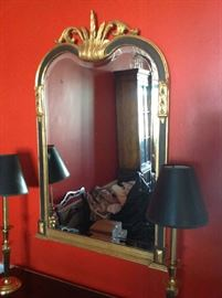 Framed Mirror $ 80.00