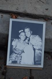 CARLA & KIRK DOUGLAS